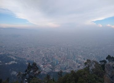 Por mala calidad del aire en Bogotá, iniciará el fin de semana pico y placa ambiental